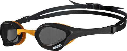 arena Cobra Ultra Swim Goggles dark smoke-black-orange 2018 Schwimmbrillen H6TbC